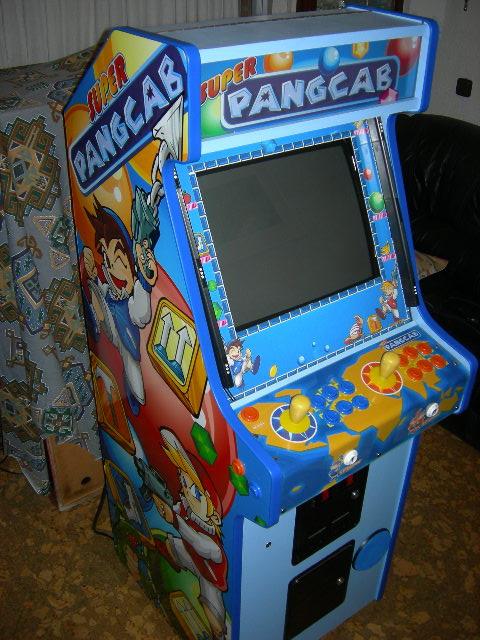 super pang arcade